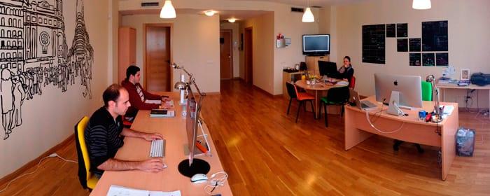 Oficina Creativia en Toledo