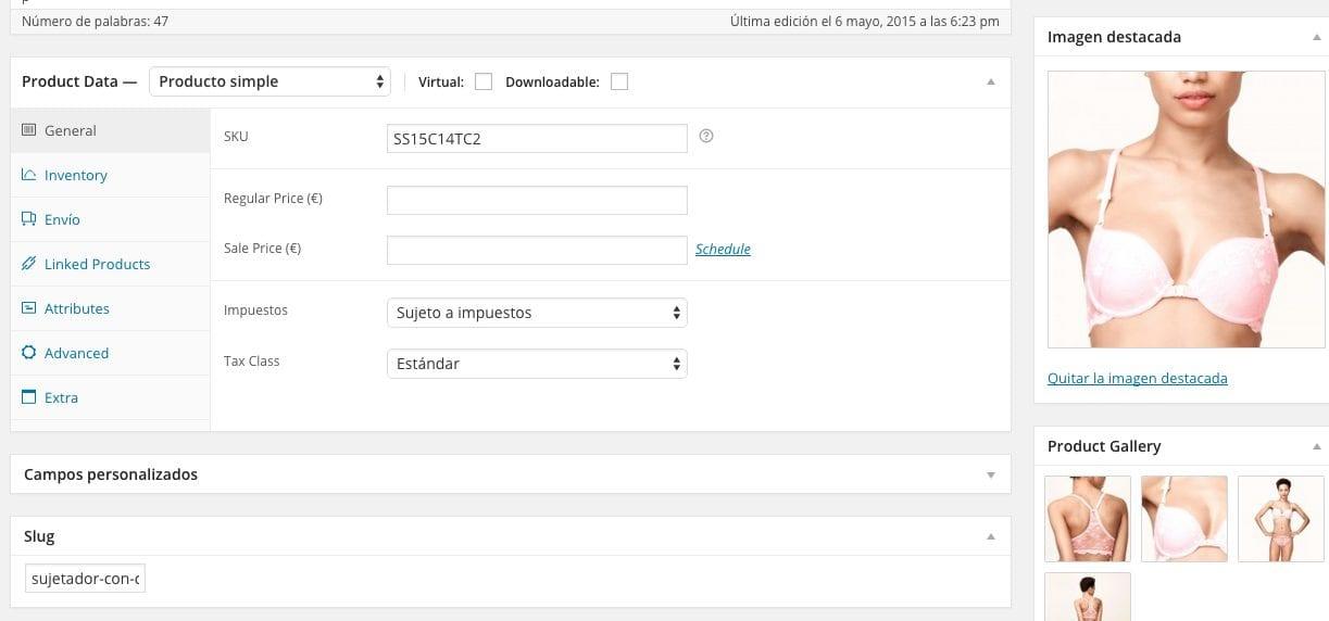Woocommerce multilingual wpml product translation