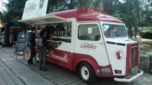 Food Truck La Vermuneta. Mundotracción. Creativia Marketing