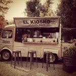 Food Truck El Kiosko. Mundotracción. Creativia Marketing