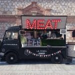 Foodtruck La Finca. Mundo Tracción. Creativia Marketing
