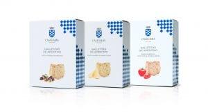 packaging cajas de galletas casa de alba