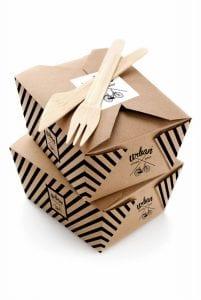Urban Food packaging