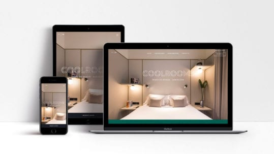 Web Responsive Coolrooms