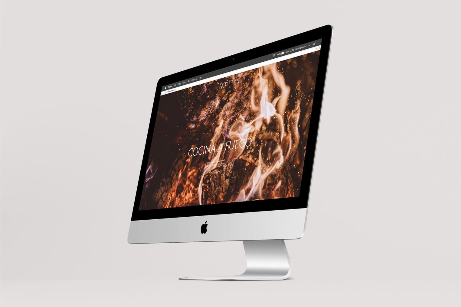 Roostiq Madrid Diseño Web