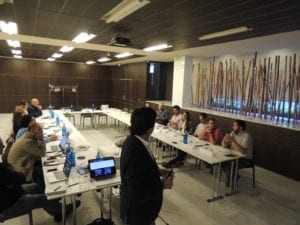 Taller Influencers sector caza cinegetico