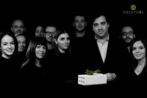 Creativia Marketing apuesta por La Fábrica de Esperanza