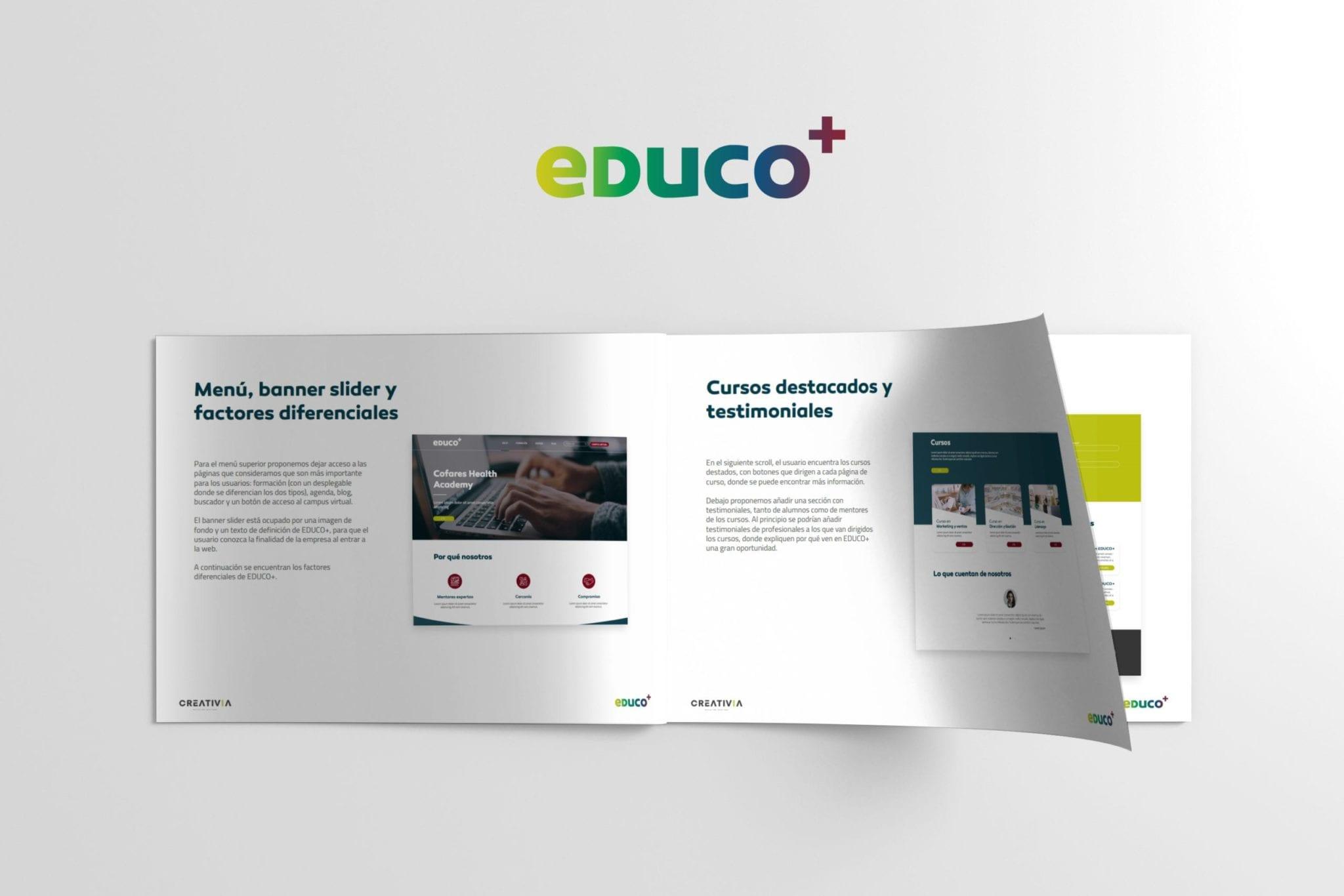 Dossier eDUCO+