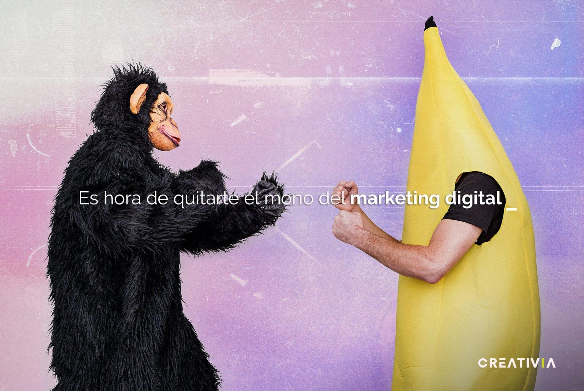 invierte en Marketing Digital- Creativia